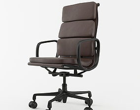 3D Eames Soft Pad Executive Chair