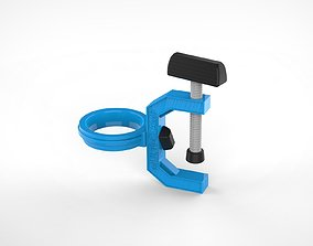 3D printable model Multi-purpose Clamp Drink Holder
