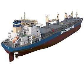 Bulk carrier Cosco 3D