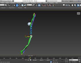 3D model Mixed 250 BIP Motion Capture Files