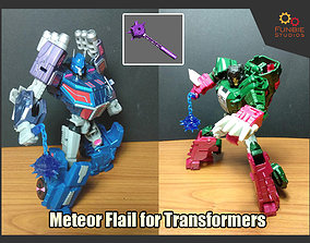 3D printable model Meteor Flail for Transformers