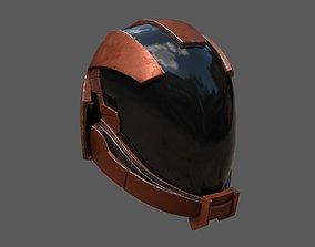 3D asset Helmet scifi combat military fantasy