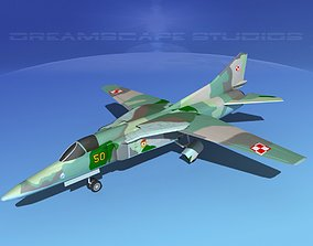 3D asset Mig-27 Flogger LP Poland