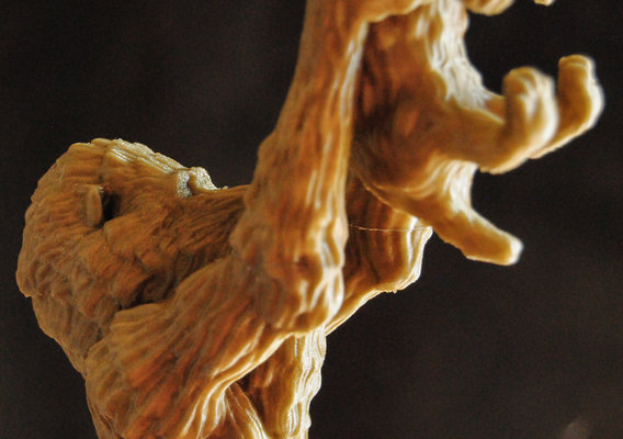 The Lion King 3D Printable Model