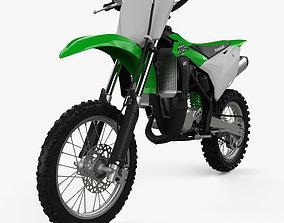 Kawasaki KX85 2020 3D model
