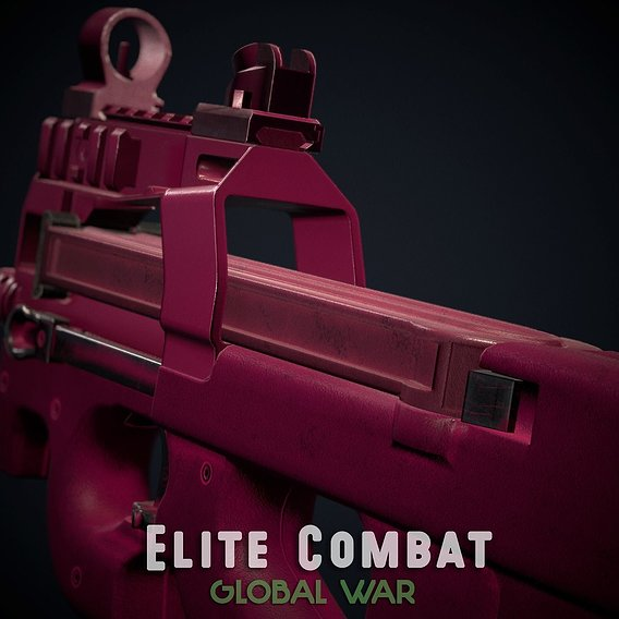 P90 - Elite Combat:Global War