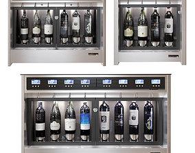 Wine Dispensers 3D model