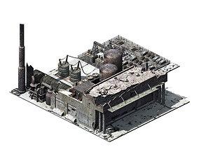 War-city-scars 07 3D