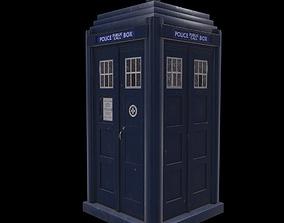 Mark 2 Metropolitan Police Box 3D model