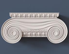 3D model Pilaster Capital ornament
