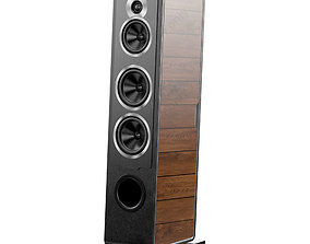Sonus faber Chameleon T Wood 3D model