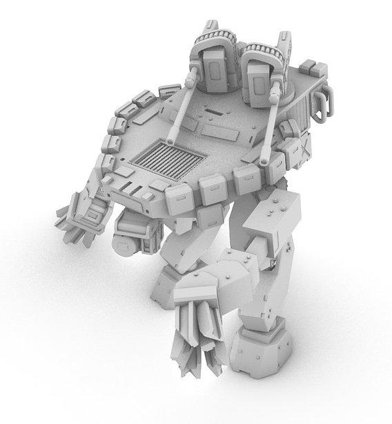 GG41 GateKeeper 28MM Robot