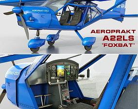 A22LS 3D model