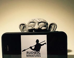 3D printable model Smartphone holder for Iphone SE Iphone