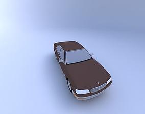 1996 Nissan Cedric 3D model