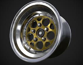 Weld Racing Magnum 3D model VR / AR ready