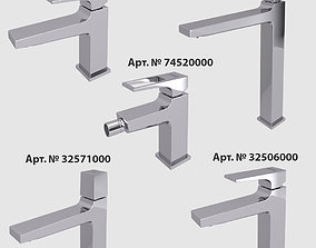 Hansgrohe Metropol SET 2 3D model