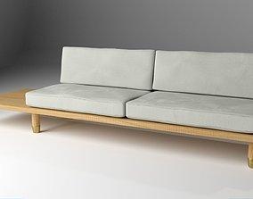 3D Plank Sofa