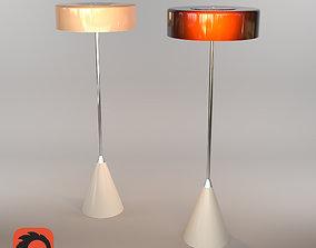 3D Floor lamp Louise