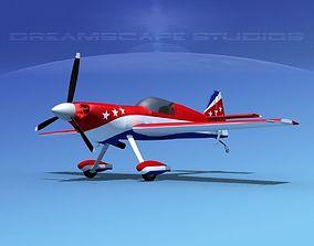 MXS Aerobatic Sport 3D rigged
