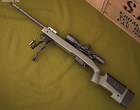 3D Remington M40A5