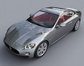 italy Maserati GT 3D