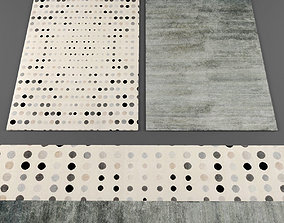 3D asset Rugs collection 214