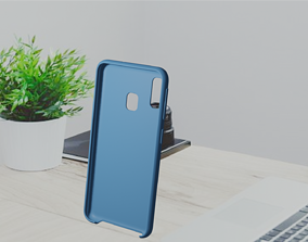 3D printable model Samsung Galaxy A20e TPU case