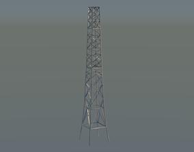 3D model Pylon Tower