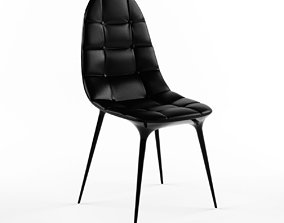 lc2 Chair Caprice Cassina 3D