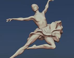 3D print model A Dancer