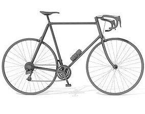 Bike UT 6 3D model high