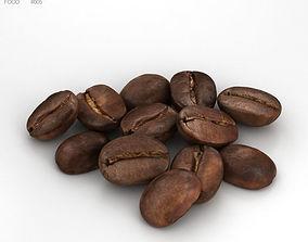 Coffee Beans 3D