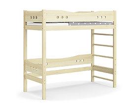 3D Legenda KM19 childrens bed