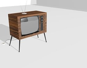 OLD TV electric 3D