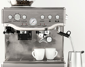 kitchen Coffee maker 3D