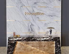 Reception 2 3D model