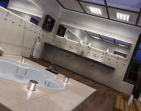 Modern Spa Colleciton 3D