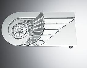3D print model Belt buckle