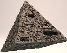 Space Station - The Pyramid 3D model
