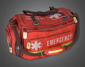 HPL - Medical Bag PBR Game Ready 3D asset
