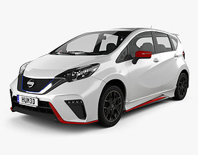 3D Nissan Note e-Power Nismo 2016