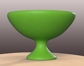 3D printable model Pre-Hollowed Bowl 7 Plain