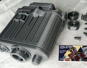 3D printable model Hoth Macro Binoculars Prop from 2