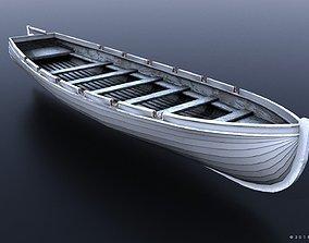 3D model 9m CUTTER