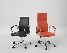 3D model Office chair win-i imbottita
