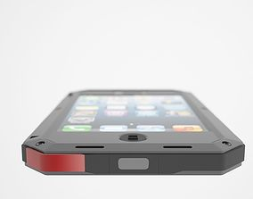 Lunatik Tactic case for iphone 3D model