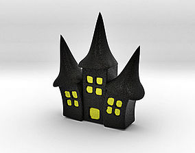 Haunted House 3D printable model