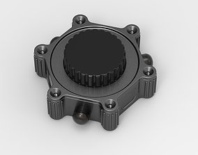 3D printable model Hex Bolt Wrench Palm Top