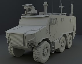Griffon VBMR - French Army Vehicule 3D model
